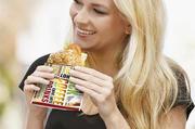 Ist der Snack attraktiv und sicher verpackt, macht auch das Verzehren viel Spaß.