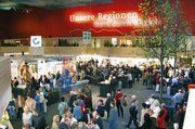 """Als Publikumsattraktion auf der Grünen Woche erwies sich erneut die CMA-Halle. Die Gemeinschaftsschau der Bundesländer hatte unter dem Motto """"Unsere Regionen – stark durch Vielfalt"""" zu einem kulinarischen Bummel eingeladen."""