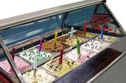 Eisgenuss ohne Sorge um Kalorien und Cholesterin soll ein in Italien entwickeltes Eis bieten.
