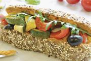 Vegetarische Snacks erfreuen sich zunehmender Beliebtheit und dürfen im Sortiment nicht fehlen.