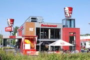 Kentucky Fried Chicken (KFC) geht nicht mehr nur in Freestander-Lagen.