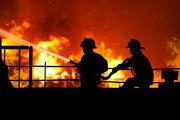 Bei dem Brand in einer Bäckerei in Rheinland-Pfalz entstand ein Schaden von rund 100.000 Euro.