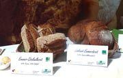 Dinkel- und Emmerbrot - In Bäckereien, wegen aktuellen Ernährungstrends, häufiger anzutreffen.