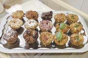 Eine kleine Auswahl aus einem Sortiment von rund 30 verschiedenen Spluffins.