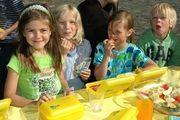 Die Aktion Bio-Brotbox versorgt Erstklässler zum Schulanfang mit einem leckeren, gesunden Frühstück und informiert sie über Bio-Lebensmittel.