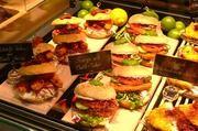 Das Angebot von Snacks wird anspruchsvoller, da sich Kunden hier Abwechslung und das Besondere etwas wünschen.