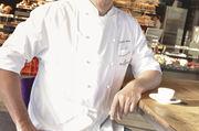 Jochen Baier hat sich mit dem Bäcker Baier Backhaus einen Lebenstraum erfüllt.