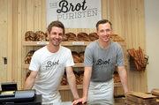 Sebastian Däuwel (links) und Daniel Petruccelli konzentrieren sich bei ihren Produkten auf die wesentlichen Zutaten. Getreu dem Motto: Weniger ist mehr.