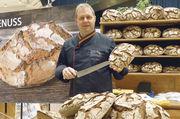 Volker Mayer: Bäckermeister, Obermeister und Brot-Sommelier.