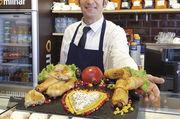 Mario Matanovic führt die Bäckerei Mlinar in München.