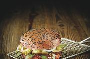 Burger auch für Veganer
