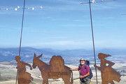 Schöne Landschaften, nette Begegnungen, neue Perspektiven: Hansjörg Knoll hat auf seiner dreieinhalbmonatigen Wanderung einiges erlebt.