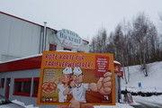 Die NGG macht plakativ Druck auf das Bäckerhandwerk in Sachsen.