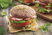 Nicht nur für Veganer: Burger und Snacks mit pflanzlichem Belag.