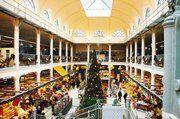 Den passenden Rahmen für die Verkaufsförderaktion gab die Neustädter Markthalle, ein aufwändig restaurierter Jugendstilbau mitten in Dresden, ab.