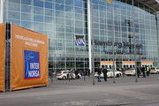 Die Internorga findet zum 91. Mal auf dem Hamburger Messegelände statt.