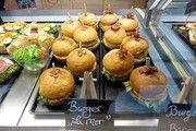 Der mit hochwertigen Zutaten zusammengesetzte Burger hat im Snack-Geschäft noch Potenzial.