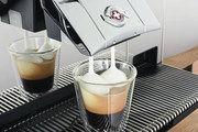 Im Dauerbetrieb einen gleichmäßigen und stabilen Milchschaum erzeugen: Leistungsfähige Vollautomaten garantieren über Stunden erstklassige Kaffeespezialitäten.
