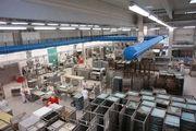 Der neu gebaute Produktionsstandort ist ausgelastet.