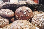 Zum fünften Mal hat der Zentralverband des Deutschen Bäckerhandwerks einen Tag des deutschen Brotes organisiert.