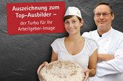 Der BakerMaker-Award: Vorbild sein für eine gute Ausbildung.