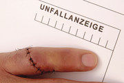 Die Berufsgenossenschaft springt auch bei vom Arbeitnehmer selbst verschuldeten Unfällen ein.