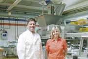 Detlef und Schwester Kirsten Scheel führen die Bäckerei.