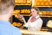 Eine Bäckerei hat sieben Verkäuferinnen gekündigt.