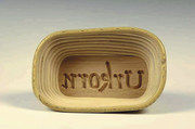 Brotformen mit Gravur