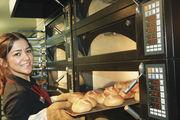 Moderne Ladenöfen können backen, aber auch Speisen erwärmen