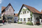 Das Bäckereimuseum in Kraichtal befindet sich in einem Gebäude, das 1880 als Backhaus gebaut worden war.