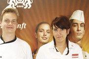 Landessieger: Vincent Richter und Lisa Döbel.