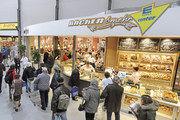 Konkurrenz für Bäcker: Die Vorkassenzone wird auch vom Handel selbst bespielt.