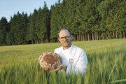 """Für sein Projekt """"Mein Heimatbrot"""" hat Andreas Fickenscher (mehr auf Seite 26) ein Brot entwickelt, das den Charakter seiner Heimatregion Oberfranken originalgetreu widerspiegeln soll."""