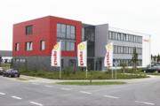 Der bisherige Firmensitz von Kamps in Schwalmtal.