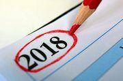 Verbraucher blicken zuversichtlich auf das Jahr 2018.