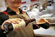 """""""Kaffee mit Bier, das rat' ich Dir"""" – originelle Kreation zum Jubiläum."""