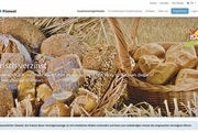 Backwaren als Geldanlage: Screenshot der Homepage der Bäckerei Balzer