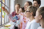 Wer hat die besten Ideen? Bei Mitarbeiterbesprechungen können unerkannte Talente entdeckt werden.