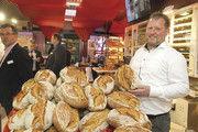 """Das Thema """"Brot"""" stand auf der Hausmesse besonders im Fokus."""