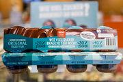 Der Schokopudding mit 30 Prozent weniger Zucker ist der Gewinner der Zuckerkampagne von Rewe.