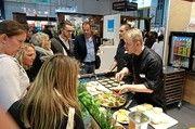 Auf der Internorga stellen die Zulieferer ihre Ideen für Bäcker-Snacks vor.