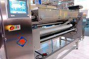 Rego Herlitzius hat das Geschäft mit großen Bäckereimaschinen - hier eine Strangbrotanlage - an MKW abgegeben.