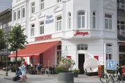 Die Bäckerei Junge hat viele Standorte in beliebten Feriengebieten an der Ostsee, wie hier in Binz.