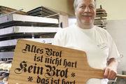 Obermeister Peter Flechtner tut viel dafür, dass es für das Bäckerhandwerk in der Altmark in Zukunft nicht noch härter wird.