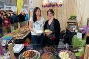 Auf der Slow Food Messe in Stuttgart wird das traditionelle Genuss-Handwerk hochgehalten. Wie hier von der Kaffeerösterei und Chocolaterie Lagerhaus.