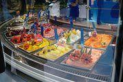 Das beim Kunden immer beliebtere Fruchteis gibt es in vielen Sorten.