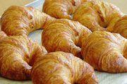 Bei Baker Doe in San Francisco werden klassische Croissants upgegradet.