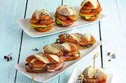 Der Klassiker: Schnitzel ist allen Trends zum Trotz Deutschlands Liebling – und für Bäcker-Snacks geeignet.