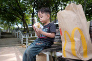 McDonald's hat Eltern in England gefragt, was deren Kinder essen sollen.